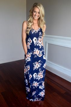 A gorgeous long floral maxi dress! Adjustable straps. Loose fitting.    Product Sizing Chart Size Bust Hip Length Waist Small...