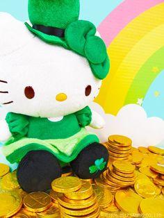 Irish Hello Kitty - Dropkick Murphys by Alex Magnus | Hello kitty ...