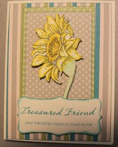 Created with Close To My Heart's Dotty For You Paper Pack and May Stamp Of the Month. www.ctmh.com/kristie