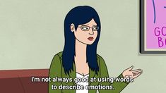 BoJack Horseman - Comedy - Yarn is the best way to find video clips by quote. Find the exact moment in a TV show, movie, or music video you want to share. Series Movies, Movies And Tv Shows, Tv Series, Tv Show Quotes, Quotes Gif, Great Works Of Art, Bojack Horseman, Netflix Movies, Horror Films