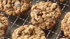 Az Kalori Tarifi ile Üzümlü Diyet Kurabiye Resimli Nasıl Yapılır?