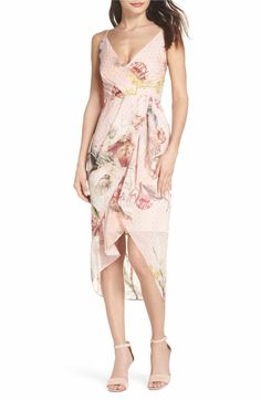 Main Image - Cooper St. Flora Fade Drape Dress