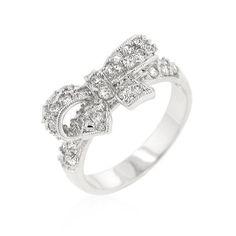 Ribbon Shoelace Fashion Ring, size : 06
