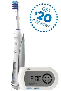 Deep Sweep™ 5000 Electric Toothbrush with SmartGuide  AUD 131