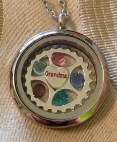 Whats on grandmas wish list for Christmas? Floating Lockets, Floating Charms, Locket Design, Jewelry Design, Create Your Story, South Hill Designs, Living Lockets, Locket Charms, Gifts For Your Mom