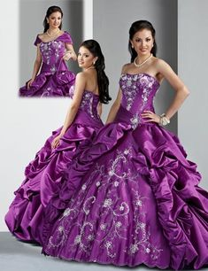 Quinceanera dresses, decorations, tiaras, favors, and supplies for your quinceanera! Many quinceanera dresses to choose from! Ball Gowns Prom, Ball Dresses, 15 Dresses, Pretty Dresses, Homecoming Dresses, Evening Dresses, Formal Dresses, Formal Prom, Dress Prom