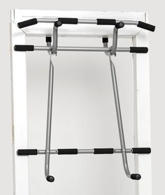 Shamrock Triple Pull Up Station - This is the one and only Pull Up and Dip Station out there! The Shamrock Pull Up Station not only offers you three variations of pull ups, but you can just hook on the dip bars and start tearing those triceps!