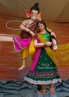 Ganesh Images, Ganesha Pictures, Shiva Art, Ganesha Art, Ganesha Sketch, Kali Hindu, Barbie Cartoon, Ganesh Lord, Shiva Parvati Images