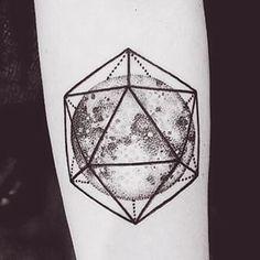 Geometric tattoo - Google Search