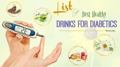 It may be hard for you to choose the right diabetic drinks. Let's check our list of worst & best healthy drinks for diabetics.