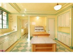 50s kitchen, Metal cabinets and Wakefield on Pinterest