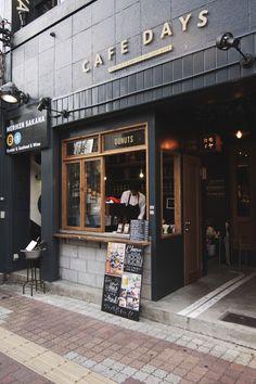 ショップデザイン事例【CAFE DAYS】|名古屋の店舗設計&オフィスデザイン専門サイト by EIGHT DESIGN