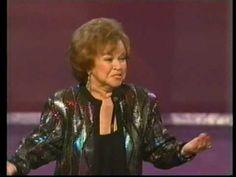 Shirley Temple's SAG Life Achievement Award Presentation-2006 - YouTube
