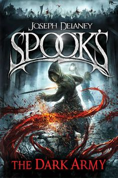 "Read ""Spook's: The Dark Army"" by Joseph Delaney available from Rakuten Kobo. The second terrifying tale in the Spook's spin-off series from bestselling author Joseph Delaney. Thomas Ward was workin. Great Books, New Books, Books 2016, The Book Of Dust, John Boyne, Latest Books, Book Recommendations, Writing A Book, Book Worms"