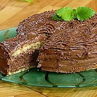 Tropisk Aroma - a traditional Norwegian cake that my mommo (grandma) was famous for. Baking Recipes, Cake Recipes, Dessert Recipes, Norwegian Food, Norwegian Recipes, Sweet Desserts, No Bake Desserts, Norway Food, Scandinavian Food