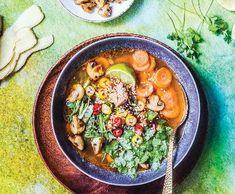 Asijská silná polévka | Recepty Albert
