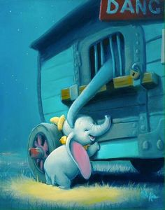 The Art Of Animation, Rob Kaz dumbo Disney Pixar, Walt Disney, Disney E Dreamworks, Disney Amor, Disney Cartoons, Disney Animation, Disney Magic, Disney Movies, Animation Movies