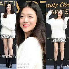 [NEWSPIC] SULLI @ K-Beauty Close Up By Artistic~!