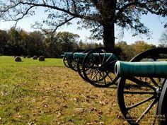 Chickamauga Battlefield ~ Northwest Georgia, near Chattanooga