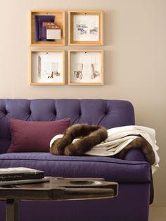Loro Piana Interiors: Sofa tapizado con el Altai de la Dream Box. | Sofà tapissat amb l'Altai de la Dream Box.