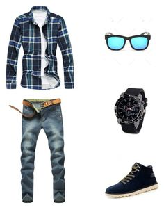 """Untitled #262"" by emina136 ❤ liked on Polyvore featuring men's fashion and menswear"