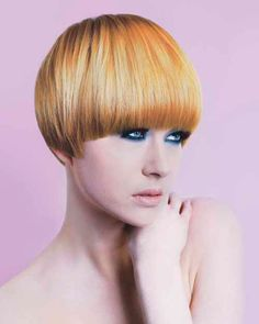 Hottest Short Hairstyle Ideas For Princess Really Short Hair, Girl Short Hair, Short Hair Cuts, Mushroom Haircut, Medium Hair Styles, Short Hair Styles, Hair Color Guide, Down Hairstyles, Halo Hairstyle