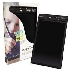 Tablette Boogie board LCD e Writer 8.5 Noir