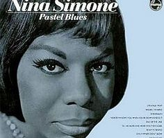 "Recorded on March 21, April 1 & 6 1964 May 19 & 20 1965, ""Pastel Blues"" is a studio album by Jazz singer/pianist/songwriter Nina Simone. TODAY in LA COLLECTION on RVJ >> http://go.rvj.pm/7sh"