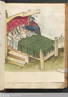 82 [39r] - Ms. germ. qu. 13 - Salman und Morolf - Page - Mittelalterliche Handschriften - Digitale Sammlungen [S.l.], [1479; 15. Jh. 2. Drittel]