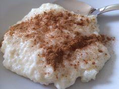 Low Carb Protein Vanillemilchreis - Low Carb Rezepte mit wenig Kohlenhydraten sprich kohlenhydratreduziert.