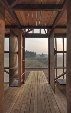 Kumta; Kumta, India  Rintala Eggertsson Architects