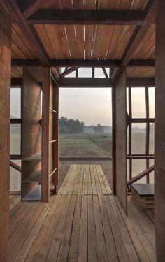 Kumta; Kumta, India  Rintala Eggertsson Architects