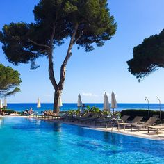 Aqua will always be my favourite colour  Me Hotel Ibiza is so beautiful  #inthefrowtravels