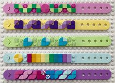 Party Poppers, Girl Parties, Mega Pack, Lego Group, Lego Parts, Bright Purple, Lego Friends, Color Tile, Lego Creations