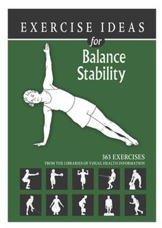 The material in this collection is designed to meet the needs of medical and fitness professionals who work with the strength needs of patients and clients. It is a compilation of exercise ideas and options for training the vestibular and somatosensory sy Fitness Senior, Fitness Tips, Health Fitness, Health Club, Balance Exercises, Stability Exercises, Core Stability, Workout Exercises, Fitness Exercises