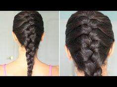 brading hair  How to Braid - For Beginners