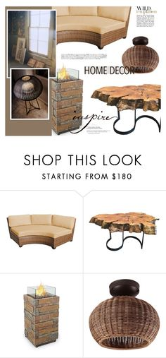 """""""1177"""" by melanie-avni ❤ liked on Polyvore featuring interior, interiors, interior design, home, home decor, interior decorating, DutchCrafters, Real Flame, Bover and Bela"""