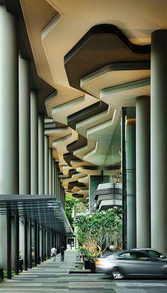 Parkroyal Singapore Architecture4 – Fubiz™