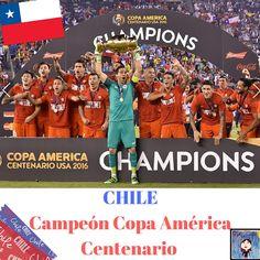 La Clase de Sra. DuFault: Copa América: We Are The Champions