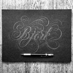 Björk by Nim Ben-Reuven