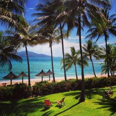 Hamilton Island, Australia - 4 months & I'll be here!!!