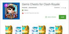 CallJam versteckt sich in der App Gems Chests for Clash Royale.--CallJam versteckt sich in einer Spiele-App für Android und wählt nach der Installation teure Premium-Rufnummern.