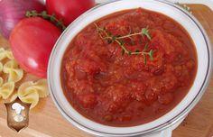 Molho Prático de Tomate