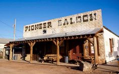 Goodsprings Pioneer Saloon is a popular Las Vegas day trip 25 miles from the strip. Visiting the western ghost town of Goodsprings.