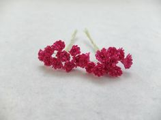 Assorted mini mulberry paper leaves only one by eastmeetswest craft 20 10mm hot pink mulberry gypsophila by eastmeetswest on etsy craft supplies tools mightylinksfo Choice Image