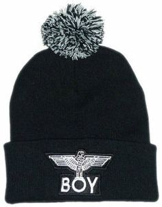 42fe4299c8e AAAwholesaler   Buy New 2014 London boy beanie Black with ball knitted bboy  hiphop hip hop caps winter hat for men women skulliesLetter sna.