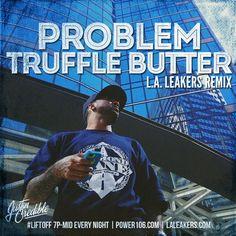 New Music: Problem 'Truffle Butter' Nicki Minaj Remix  #NickiMinaj #Problem #HipHop #Music