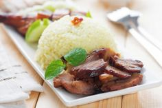 Chinese-Flavoured Barbecue Pork (Char Siu)   Free Pressure Cooker Recipe
