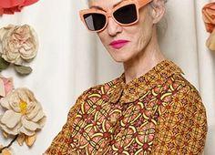 Advanced Style : Les mamies hips et chics de New-York | FL | Flambant Luxe - Recherche Google