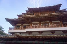 Buddha Toothrelic Temple at Chinatown Today - #singapore